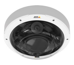 cctv_security_surveillance_camera_system_axis_p3707_pe_4_way_camera