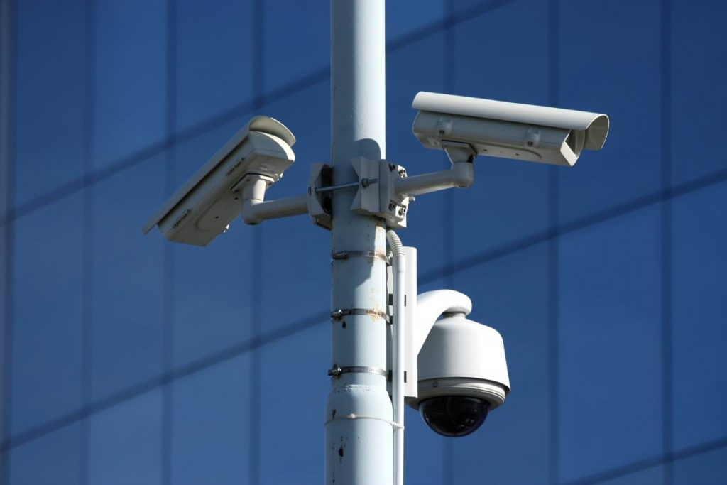 cctv surveillance system for businesses in Singapore