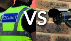 Security Guards VS Smart CCTV Surveillance System – Which is better?