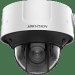12MP DeepinView Outdoor Moto Varifocal Dome Camera